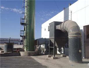 肥东磷肥厂脱硫除尘项目