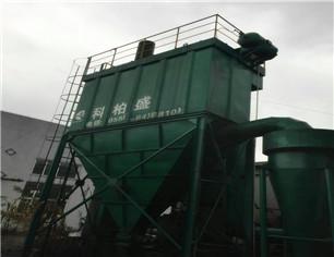 铜陵恒兴铜合金有限公司熔炼炉除尘治理项目